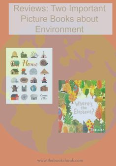 The Book Chook: Reviews: Two Important Picture Books about Environment