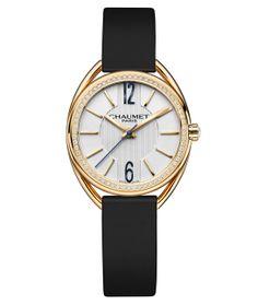 La montre Liens 27mm de Chaumet http://www.vogue.fr/joaillerie/le-bijou-du-jour/diaporama/la-montre-liens-27mm-de-chaumet/19033#!2