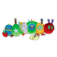 Kids Preferred The World of Eric Carle: Activity Caterpillar - BedBathandBeyond.com