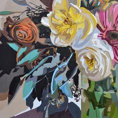 Funky Floral Kate Mullin