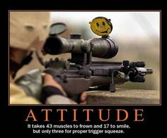 Military Humor (Attitude), it's all about being positive and enjoying your job. Funny Gun Quotes, Funny Memes, Army Quotes, Humor Quotes, Army Sayings, Inspirational Military Quotes, Truck Memes, It's Funny, Funny Gifs