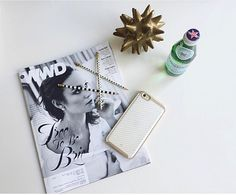 What's on your desk?  #repost @lee.emi  Thanks @caseology! I love my new phone case! Envoy Series #caseology #phonecase #iphone6plus #instagramhub #style #lifestyle #pretty #tech #humpday by caseology