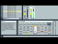 Beginners in Ableton Live 8 - How to use Impulse to Create a Drum Loop In Live