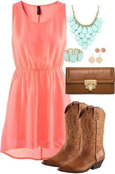 """Western Party 2"" by elisabeth-bernat on Polyvore"
