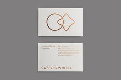 Copper & Whites | Studio Thomas