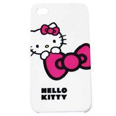 HUSA HELLO KITTY HKHAR4WH WHITE PT. IPHONE4