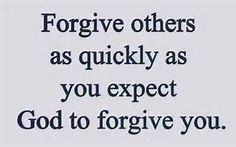 quotes about love and forgiveness -