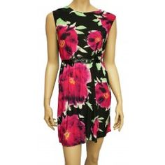 Dorothy Perkins Belted Stretch Mini Dress. Sizes 10-18