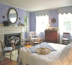 Formal Country Cottage by homebasedesign via visualremodeling.com