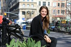Cameron Russell, a Model, Puts Looks Aside - The New York Times