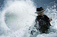 Indiana Jones in Lego