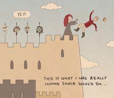 Everyone hates Joffrey by Lara Crow