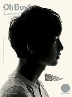 Song Joong Ki Oh Boy! Korea Magazine Vol.36 April Issue '13