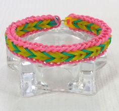 FLUTTERSHY-Inspired-Friendship-Bracelets-My-Little-Pony-Handmade-Bracelet