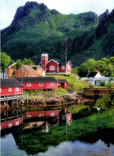 Svolvaer Reflection By Brian Bumby. Brian D. Bumby is a self-taught photographer with a passion for travel, architecture, and the performing...