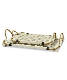 Jeffrey Alan Marks Prospect Rope Tray | $648 for a set of two