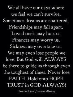 So powerfully true!