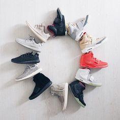 Rotation of the Day ||  by @kickstq  _____________________________________________  #Adidas #nike #Yeezy #Yeezus #350 #750 #redoctober #black #grey #red #beige #tan #nice #sneaker #sneakers #sneakerhead #kicks #sole #solecollector #awesome #amazing #friends #follow #follow4follow #followforfollow #tagsforlikes by blkvis http://ift.tt/1SucvPU