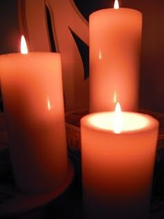 How to make your own flameless candles. EASY!