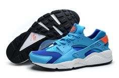 huge selection of cfb33 bb2dd Find Men Nike 2015 Sky Blue Air Huarache Shoes Get Comfortable online or in  Curryshoes. Shop Top Brands and the latest styles Men Nike 2015 Sky Blue Air  ...