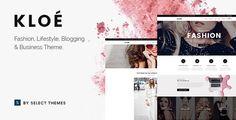 ThemeForest - Kloe - Fashion & Lifestyle Multi-Purpose Theme Free Download