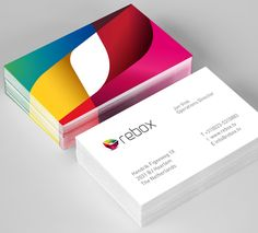 rebox Corporate Identity by PAOLA FLORES