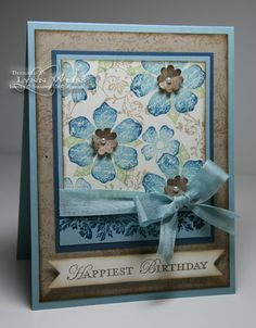 One of my favorite sets on the retiring list is Vintage Vogue . I really like the distressed floral images and the how all the images are so...