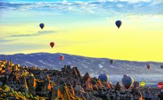 balloons by YilmazKendirli #Landscapes #Landscapephotography #Nature #Travel #photography #pictureoftheday #photooftheday #photooftheweek #trending #trendingnow #picoftheday #picoftheweek