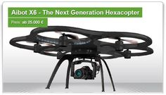 Im Moment beste Drohne in Deutschland