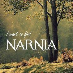 Sooooooooooooooooooooo bad!!! Anyone want to help me find Narnia?