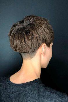 Girls Short Haircuts, Thin Hair Haircuts, Cute Hairstyles For Short Hair, Pixie Hairstyles, Pixie Haircut, Haircuts For Men, Short Hair Cuts Girls, Thin Hair Styles For Women, Short Hair Styles