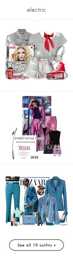 """""""electric"""" by ericap61720 ❤ liked on Polyvore featuring Paco Rabanne, Pinko, Marni, Muse, Converse, Sony, Christian Pellizzari, Lanvin, Salvatore Ferragamo and StreetStyle"""