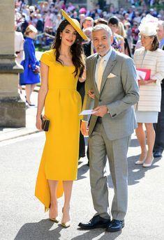 Gina Torres, Harry And Meghan Wedding, Meghan Markle Wedding, Prince Harry And Meghan, Pippa Middleton, David Und Victoria Beckham, David Beckham, Celebrity Weddings, Celebrity Style