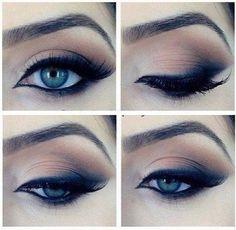 eye makeup | Tumblr