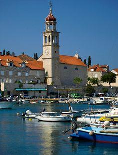 Sutivan Island of Brac, Croatia