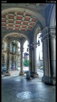 Turin, Architecture, Italy, Castles, Fotografia, Arquitetura, Architecture Illustrations