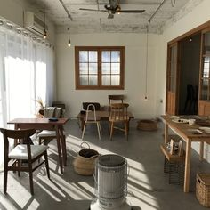 Home Decoration Cheap Ideas Cafe Interior Design, Cafe Design, Interior Architecture, House Design, Small Restaurant Design, Cafe Concept, Ulsan, Coffee Shop Design, House Rooms