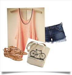 """Summer Lovin"" by estieladr on Polyvore"