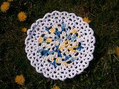 Ravelry: Merry-Go-Round Dishcloth pattern by Melinda Miller