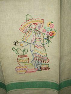 Elegant Kitchen Embroidery Designs