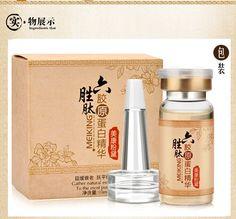 MEIKING Argireline + Collagen Six Peptides Rejuvenation Anti Wrinkle Cream Whitening Moisturizing Skin Care Anti aging Serum-in Day Creams & Moisturizers from Health & Beauty on Aliexpress.com | Alibaba Group