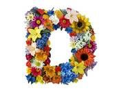 Stock Images of Flower Alphabet - L k1272646 - Search Stock Photography, Poster Photos, Pictures, and Photo Clip Art - k1272646.jpg