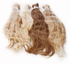 Uzbek Bleached Hair