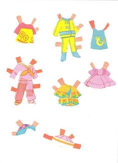 Paper Dolls~Play House Kiddles - Bonnie Jones - Picasa Web Albums