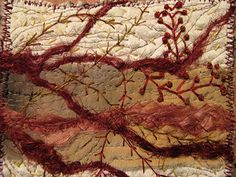 Tendrils and Knots by Kimberly Baxter Packwood