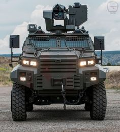 Ejder Yalçın 4X4 - Nurol Machine&Turkish Defanse Endustry