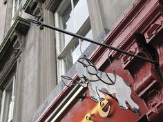 The Elephant House - Edinburgh - JK Rowling wrote a bit of Harry Potter here... by Star Cat, via Flickr