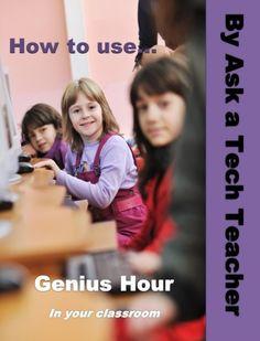 genius hour from ask a tech teacher