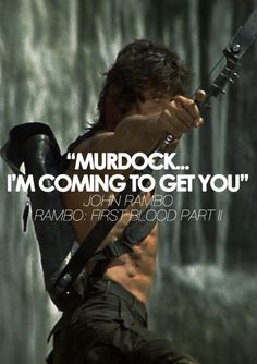 Rambo: First Blood Part II [1985]