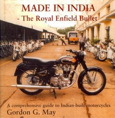 The Royal Enfield. The best way to get around India. Well, that and the trains. Royal Enfield India, Enfield Bike, Royal Enfield Bullet, Classic Man, Vintage Posters, Motors, Trains, Wheels, Motorcycle